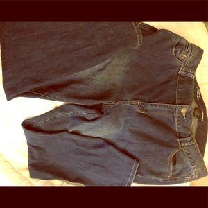 Preloved Lane Bryant Simply Straight Jeans